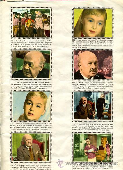 Coleccionismo Álbumes: ALBUM UN RAYO DE LUZ , MARISOL , FALTAN 7 CROMOS , EDICIONES FHER , 144 CROMOS , ORIGINAL, H - Foto 4 - 59749353