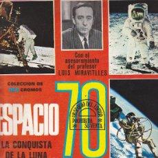 Coleccionismo Álbumes: ALBUM VACIO ESPACIO 70 EDICIONES ESTE. Lote 31681337