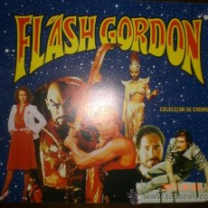 Coleccionismo Álbumes: ALBUM FLASH GORDON - VACIO NUEVO. Lote 179058620