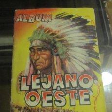 Coleccionismo Álbumes: M69 ALBUM DE CROMOS LEJANO OESTE EDICIONES GENERALES REVISTA PASEO. Lote 32592645