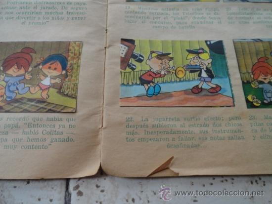 Coleccionismo Álbumes: ALBUM DE CROMOS VAMOS A LA CAMA, DE LA FAMILIA TELERIN - Foto 6 - 32598404