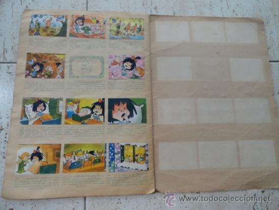Coleccionismo Álbumes: ALBUM DE CROMOS VAMOS A LA CAMA, DE LA FAMILIA TELERIN - Foto 8 - 32598404