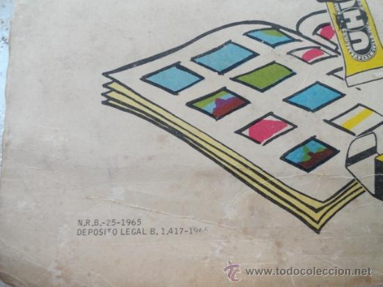 Coleccionismo Álbumes: contraportada detalle - Foto 10 - 32598404
