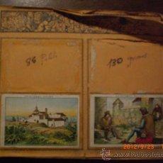 Coleccionismo Álbumes: HISTORIA DE CRISTOBAL COLON. CHOCOLATES JUNCOSA. Lote 33455468