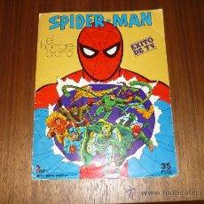 Coleccionismo Álbumes: ÁLBUM SPIDER-MAN EL HOMBRE ARAÑA (EDITORIAL FHER) SPIDERMAN LE FALTAN 54 . Lote 33586040