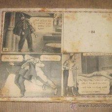 Coleccionismo Álbumes: ALBUM INCOMPLETO,FRANKENSTEIN Y EL HOMBRE LOBO,ED.FHER,1946. Lote 33777484