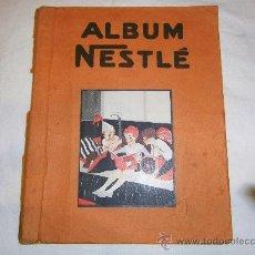 Coleccionismo Álbumes: ALBUM NESTLE-FALTAN 20 CROMOS. Lote 33809697