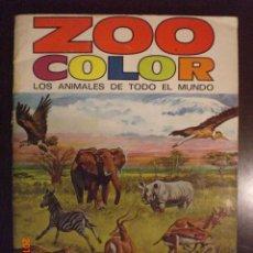 Collezionismo Album: ZOO COLOR. Lote 34060593