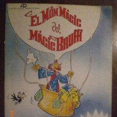 Coleccionismo Álbumes: EL MON MAGIC DEL MAGIC BRUFFI - VACIO. Lote 34085610