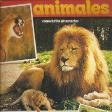 Coleccionismo Álbumes: AL LADO DE LOS ANIMALES (TELE INDISCRETA ) ORIGINAL 1985. Lote 34163869