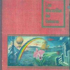 Coleccionismo Álbumes: LAS MARAVILLAS DEL UNIVERSO. NESTLE. 1955. INCOMPLETO.. Lote 34313155