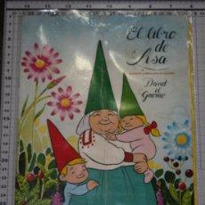 Coleccionismo Álbumes: ALBUM EL LIBRO DE LISA DE DANONE . Lote 34395246