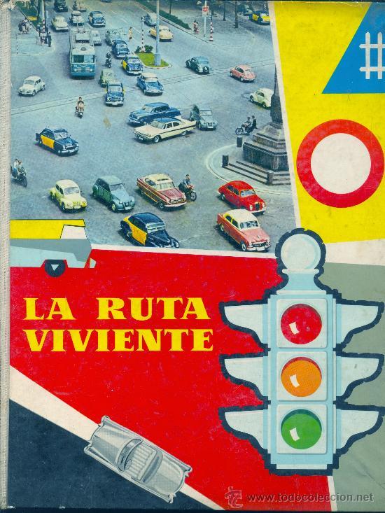 LA RUTA VIVIENTE.1960. NESTLE. (Coleccionismo - Cromos y Álbumes - Álbumes Incompletos)