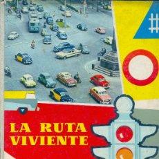 Coleccionismo Álbumes: LA RUTA VIVIENTE.1960. NESTLE.. Lote 34406804
