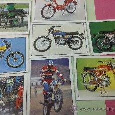 Coleccionismo Álbumes: 8 CROMOS MOTO 80 EDICIONES ESTE ORIGINALES AÑOS 70-80. Lote 35546461