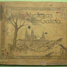 Coleccionismo Álbumes: LAS BELLEZAS DE GALICIA. CAÑELLAS.. Lote 35685674