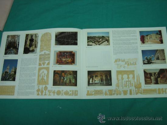 Coleccionismo Álbumes: Albun de cromos Cordoba y sus monumentos 1989. Incompleto - Foto 5 - 35732308