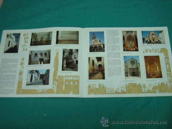 Coleccionismo Álbumes: Albun de cromos Cordoba y sus monumentos 1989. Incompleto - Foto 7 - 35732308