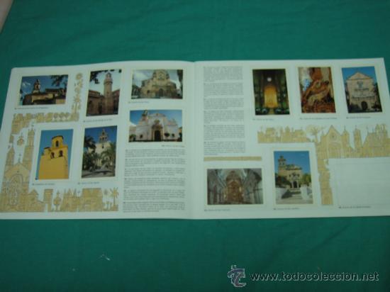 Coleccionismo Álbumes: Albun de cromos Cordoba y sus monumentos 1989. Incompleto - Foto 8 - 35732308