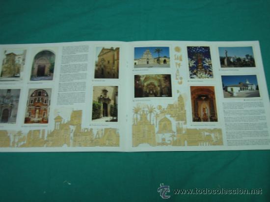 Coleccionismo Álbumes: Albun de cromos Cordoba y sus monumentos 1989. Incompleto - Foto 10 - 35732308