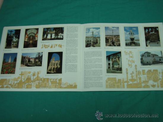 Coleccionismo Álbumes: Albun de cromos Cordoba y sus monumentos 1989. Incompleto - Foto 11 - 35732308