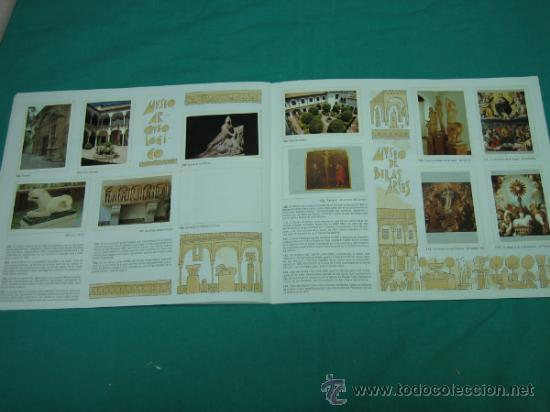 Coleccionismo Álbumes: Albun de cromos Cordoba y sus monumentos 1989. Incompleto - Foto 12 - 35732308