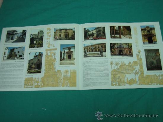 Coleccionismo Álbumes: Albun de cromos Cordoba y sus monumentos 1989. Incompleto - Foto 15 - 35732308