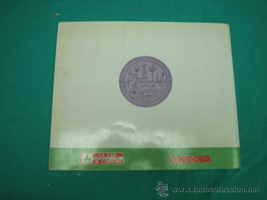 Coleccionismo Álbumes: Albun de cromos Cordoba y sus monumentos 1989. Incompleto - Foto 19 - 35732308
