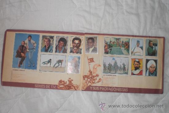 Coleccionismo Álbumes: TELESTARS ALBUM DE ESTRELLAS - Foto 3 - 36466568