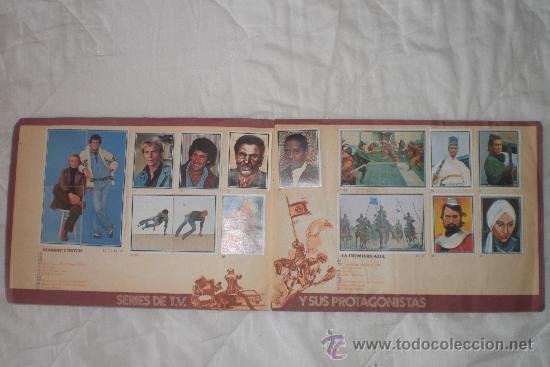 Coleccionismo Álbumes: TELESTARS ALBUM DE ESTRELLAS - Foto 4 - 36466568