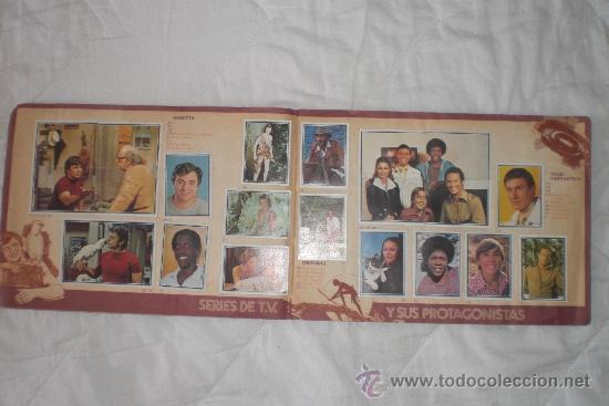 Coleccionismo Álbumes: TELESTARS ALBUM DE ESTRELLAS - Foto 5 - 36466568