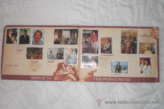 Coleccionismo Álbumes: TELESTARS ALBUM DE ESTRELLAS - Foto 6 - 36466568