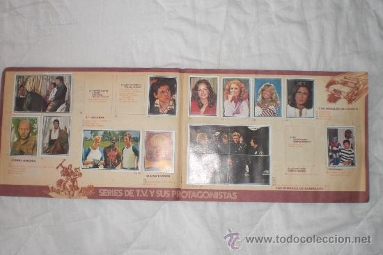 Coleccionismo Álbumes: TELESTARS ALBUM DE ESTRELLAS - Foto 7 - 36466568