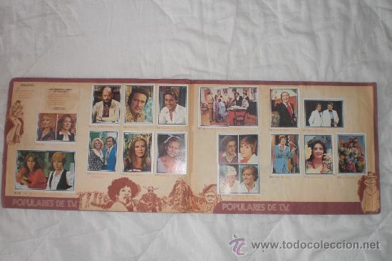 Coleccionismo Álbumes: TELESTARS ALBUM DE ESTRELLAS - Foto 9 - 36466568