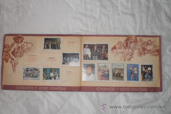 Coleccionismo Álbumes: TELESTARS ALBUM DE ESTRELLAS - Foto 11 - 36466568