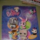 Coleccionismo Álbumes: ALBUM LITTLEST PET SHOP - PANINI. Lote 36833194