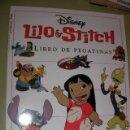 Coleccionismo Álbumes: ALBUM LILO & STITCH DE DISNEY. Lote 36833287