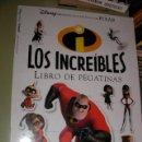 Coleccionismo Álbumes: ALBUM LOS INCREIBLES DE DISNEY. Lote 36833307