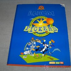 Collectable Incomplete Albums - ALBUM THE COLLECTION PICKERS THE GAME LOONEY TUNES INCOMPLETO FALTAN 11. . - 36709629