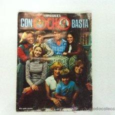 Coleccionismo Álbumes: ALBUM DE CROMOS CON OCHO BASTA. EDITORIAL FHER. AÑOS 70 . Lote 36973036