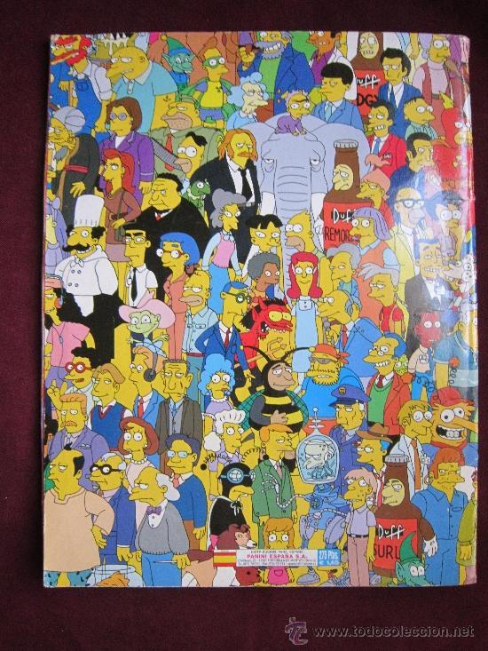 Coleccionismo Álbumes: Álbum The Simpsons, la III Colección de Springfield. Incompleto. Panini. 2001 - Foto 2 - 37707959