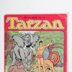Coleccionismo Álbumes: ÁLBUM TARZAN. Lote 37955977