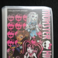 Coleccionismo Álbumes: ALBUM PHOTOCARDS MONSTER HIGH CON 18 POSTALES PHOTOPRINTS. Lote 38073427