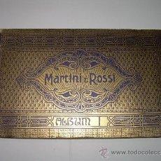 Coleccionismo Álbumes: ANTIGUO Y RARISIMO ALBUM DE... MARTINI ROSSI...CON CLICHES DE FOTOGRAFIAS Y SU EXPLICACION.. Lote 38325851