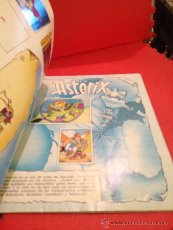 Coleccionismo Álbumes: ALBUM DE CROMOS ASTÉRIX PANINI 1987 - Foto 2 - 38865690