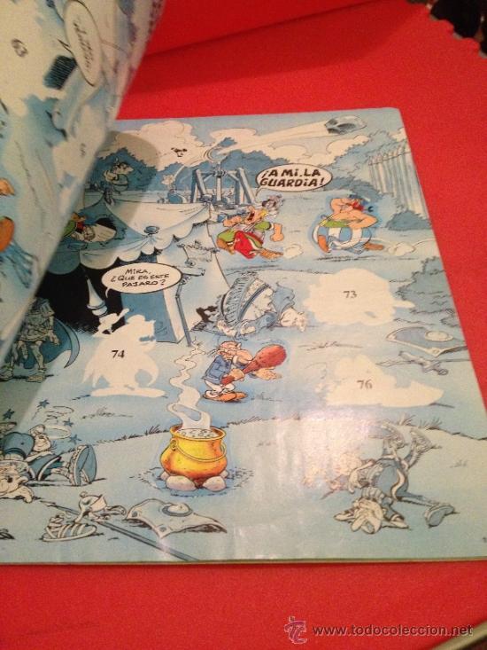 Coleccionismo Álbumes: ALBUM DE CROMOS ASTÉRIX PANINI 1987 - Foto 4 - 38865690
