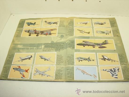 Coleccionismo Álbumes: Lote 2 album cromos GRAN HISTORIA DE LA AVIACION Ed. SARPE 1985 - Foto 2 - 38894848