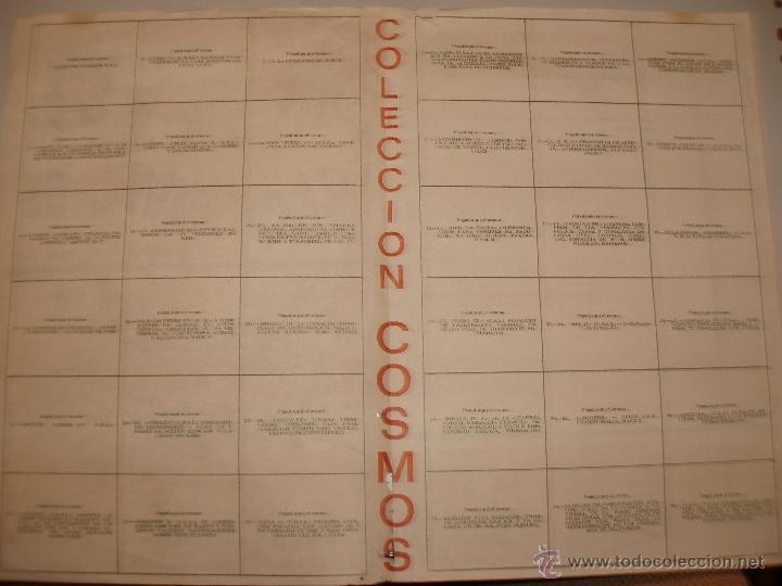 Coleccionismo Álbumes: ALBUM CHICLE NEGRO COSMOS - Foto 3 - 39394649