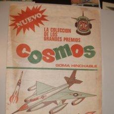 Coleccionismo Álbumes: ALBUM CHICLE NEGRO COSMOS. Lote 39394649