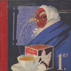 Coleccionismo Álbumes: GALLINA BLANCA 1. AÑO 1945. ALBUM A FALTA DE 2 CROMOS. SERIE 11 Nº 9 Y SERIE 14 Nº 11.. Lote 39558937